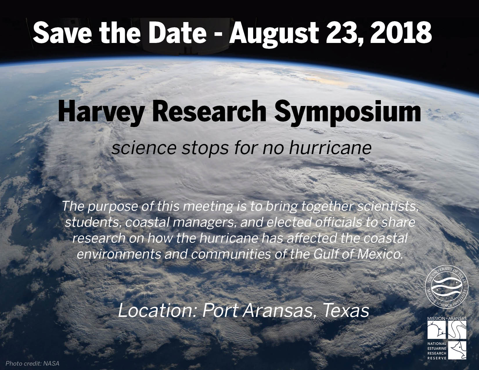 HarveyResSymposium SaveTheDate