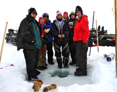 Summer Science in Kaktovik, Alaska