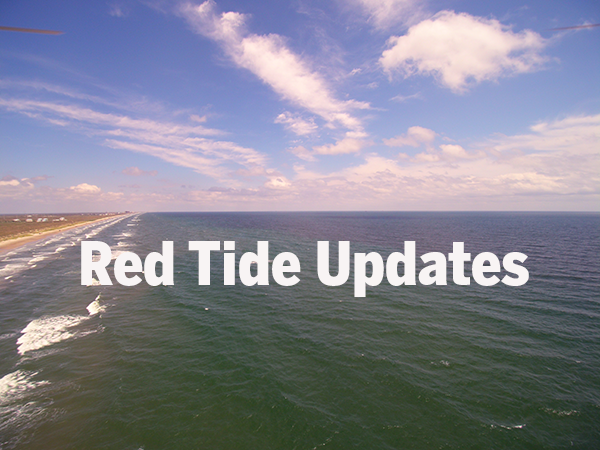 Red Tide Update