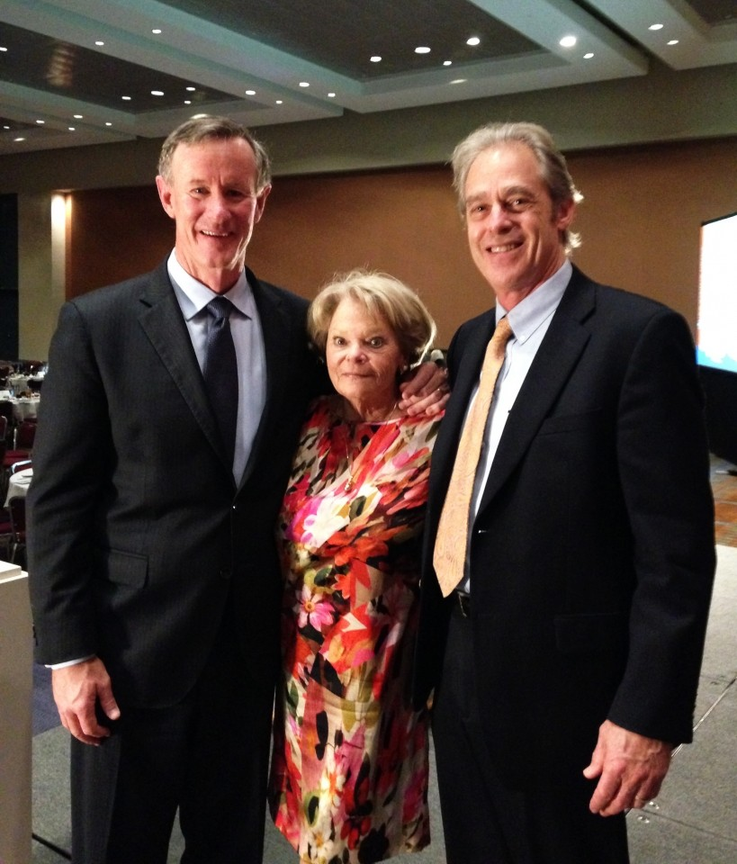 Chancellor William McRaven Comes to Town