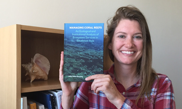 New Book Dives into the Coral Reef Management