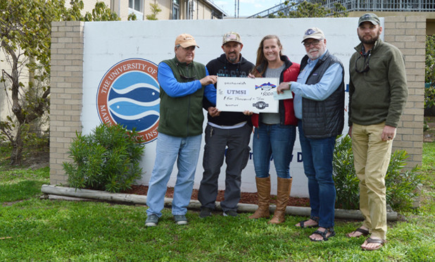 Local Fishing Organization Supports Research to Put Eyes on the Shore