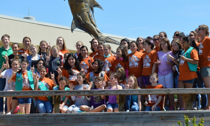 5th-8th Grade Girls Invited to participate in Women in Marine Science