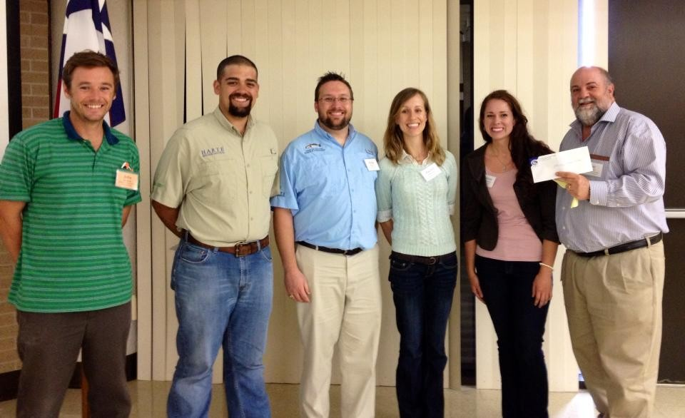 Texas Bays & Estuaries Awardees
