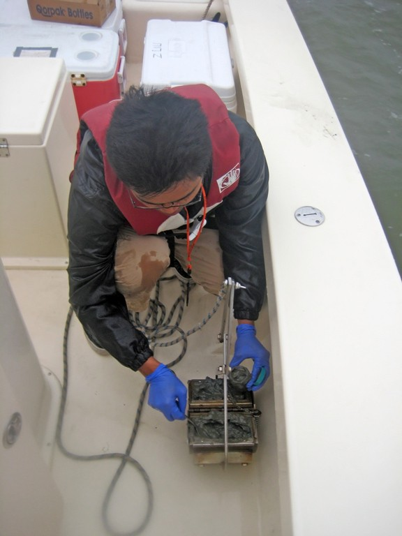 GoMRI Science Teams among First Responders to Galveston Bay Oil Spill