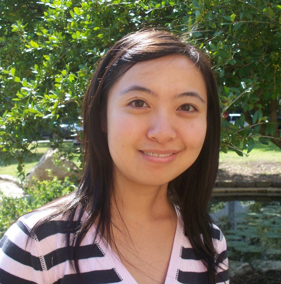 Qiyuan Liu, finalist for Outstanding Masters Thesis Award
