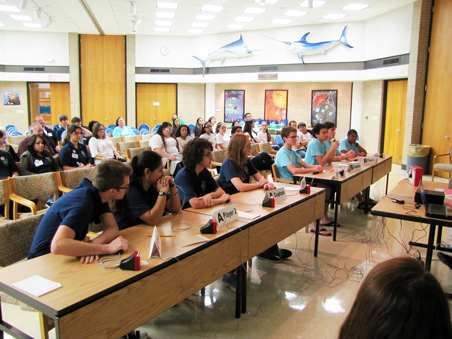 Students Go Head-to-Head to Battle in the National Ocean Science Bowl