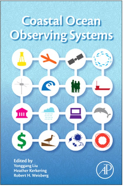 "Dr. Ed Buskey publishes chapter in book ""Coastal Ocean Observing Systems"""